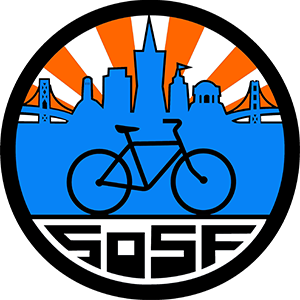 Streets of San Francisco Bike Tours Logo