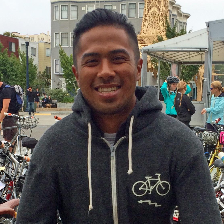 Earl Balisi, Bike Guide