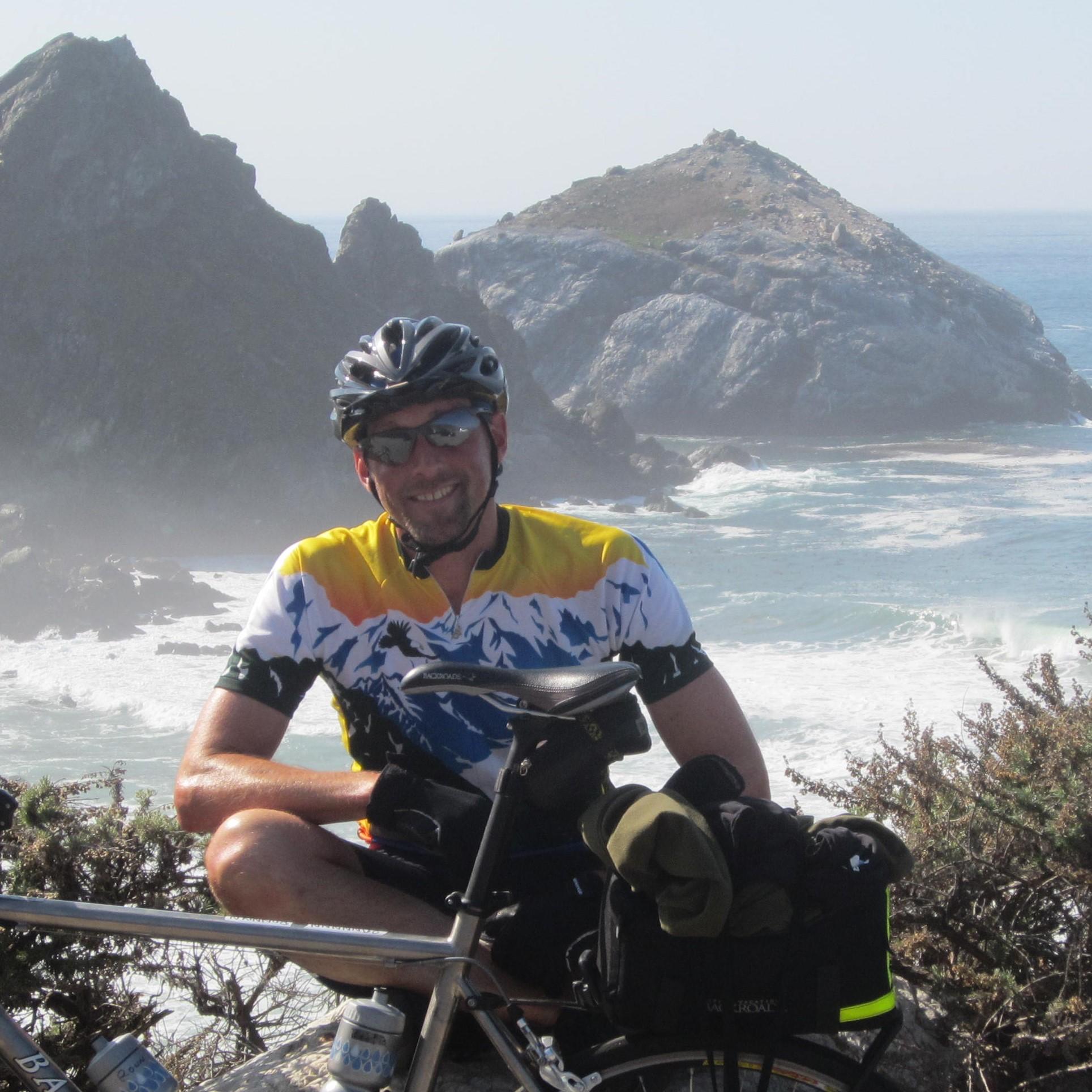 Ronn Seely, Bike Guide