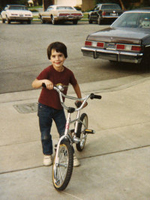 Daniel bike tour guide and SoSF cofounder